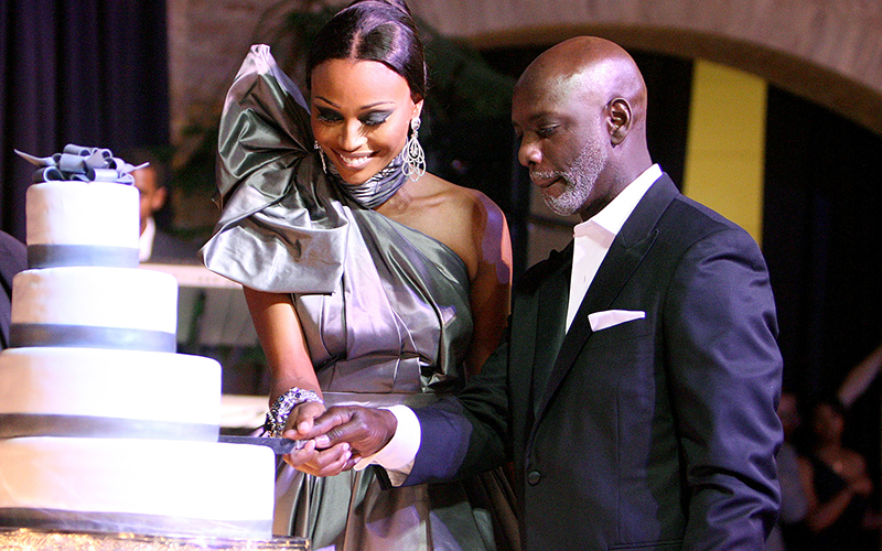 rhoa�s cynthia bailey and peter thomas are officially