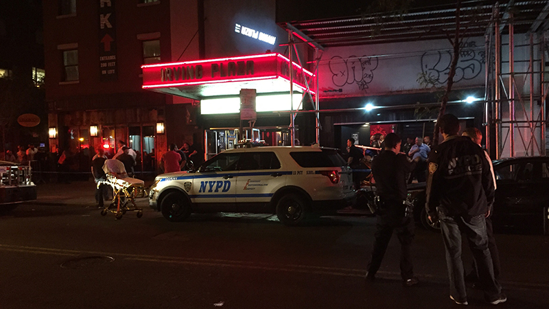 Multiple Shots Fired at T.I.'s NYC Concert: 1 Dead, 3 Injured