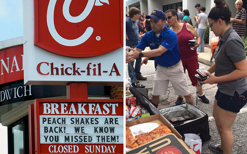 Rich Lowry: The war on Chick-fil-A is chicken McCarthyism ...