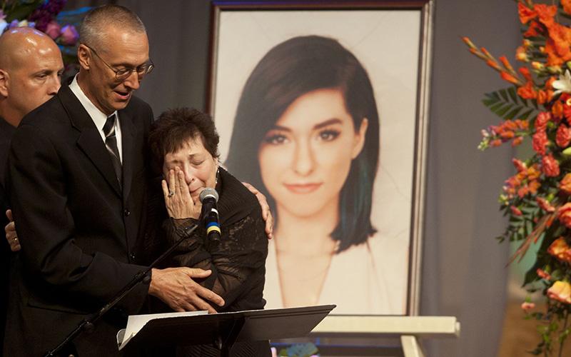 Christina Grimmie Funeral Photos Quot The Voice Quot Singer Laid