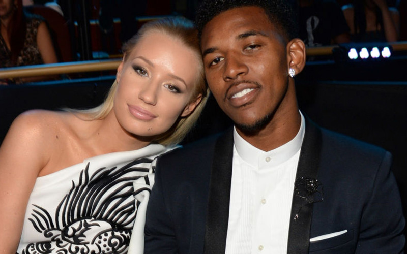 iggy azalea dumped nick young because of �trust� issues