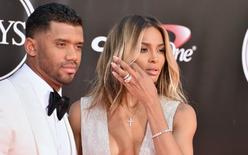 Ciara Debuts Massive Wedding Ring at the 2016 ESPY Awards
