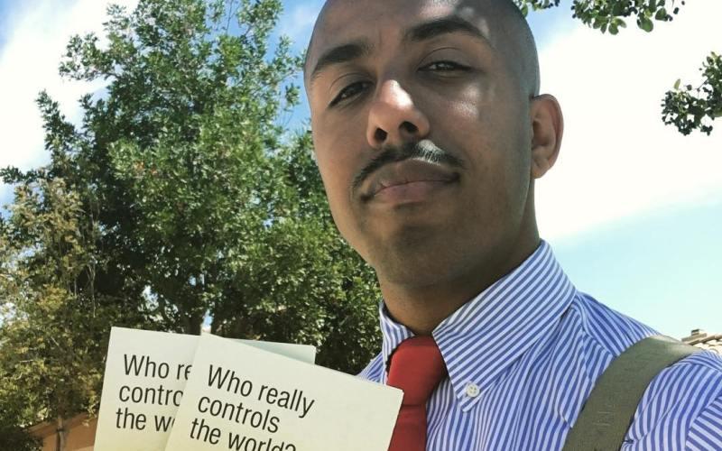 Marques Houston is Now a Devoted Door-to-Door Jehovah's Witness