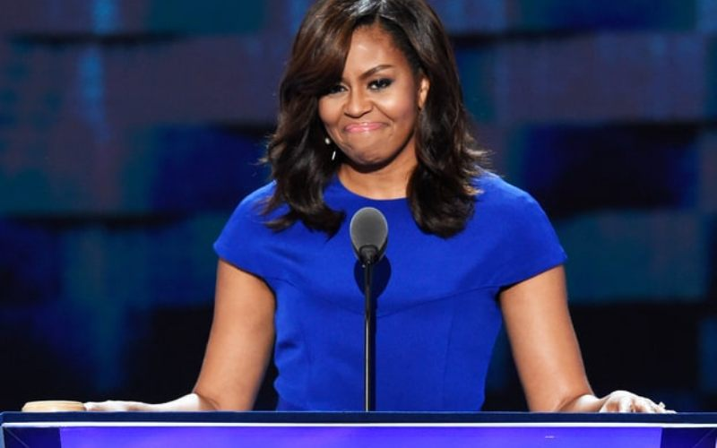 Michelle Obama Causes Us All to Remember the Slaves That Helped Build the White House and Our Nation