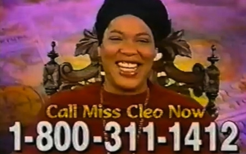"""1990s """"Call Me Now!"""" TV Psychic Miss Cleo Dies at 53"""