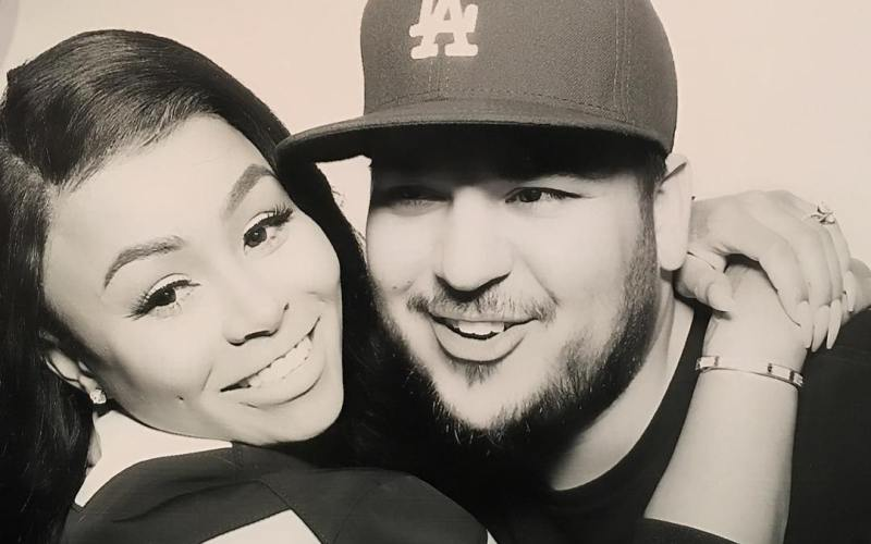 Rob Kardashian Deletes All Signs of Blac Chyna From His Instagram Page