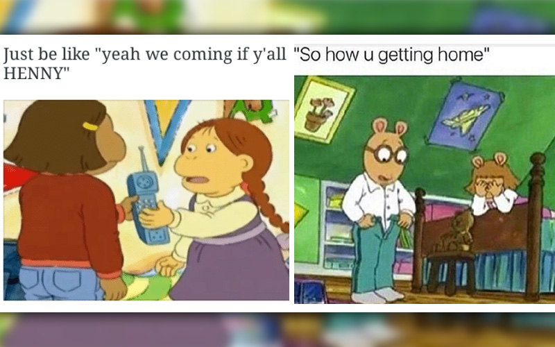 Arthur Memes Are Taking Over the Internet and Ruining Your