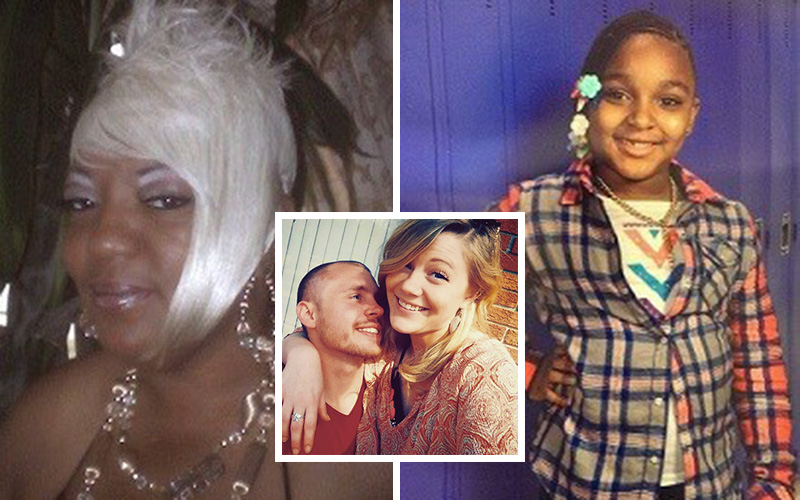 White Couple Charged in Murder of Black Grandmother and Her 9-Year-Old Granddaughter