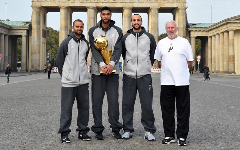 2014 NBA Global Games - Berlin