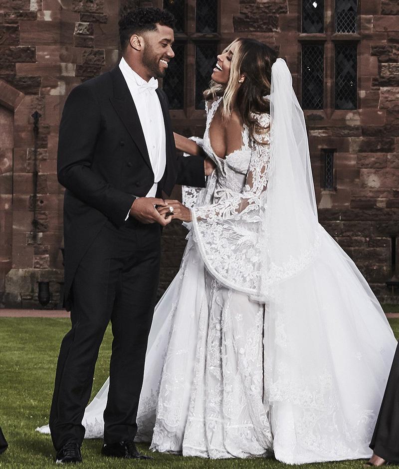 russell-wilson-ciara-wedding-pic