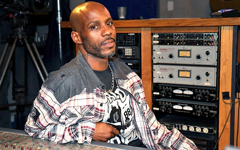 DMX Can't Stop Having Kids Despite Child Support Woes, Has 15th Baby