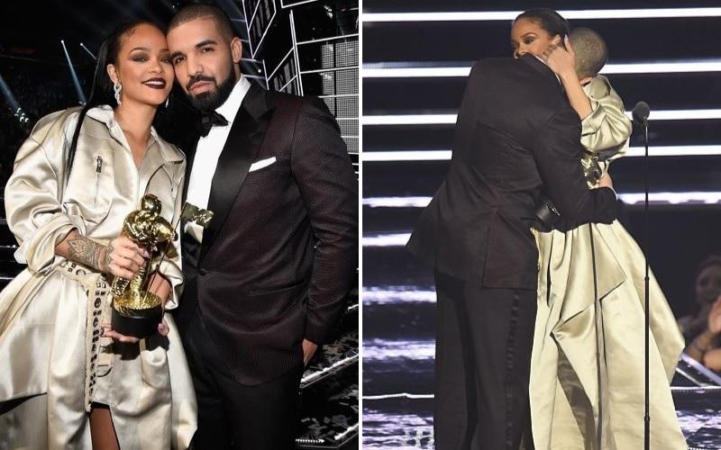 Chris Brown And Rihanna Kissing Vma