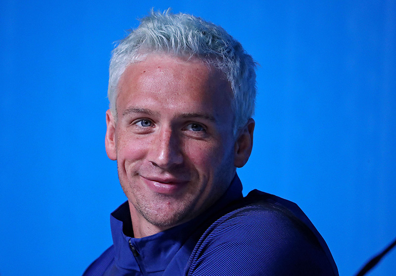 Why Did American Swimmer Ryan Lochte Dye His Hair