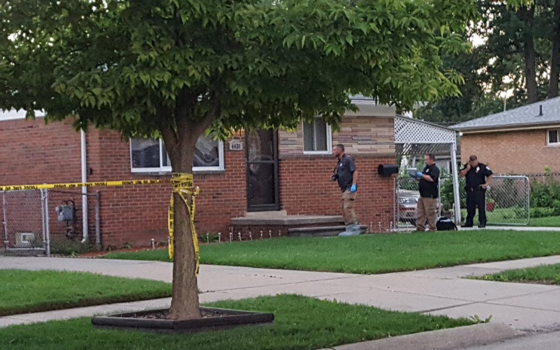 gregory-green-detroit-family-slayings-outside-front-porch