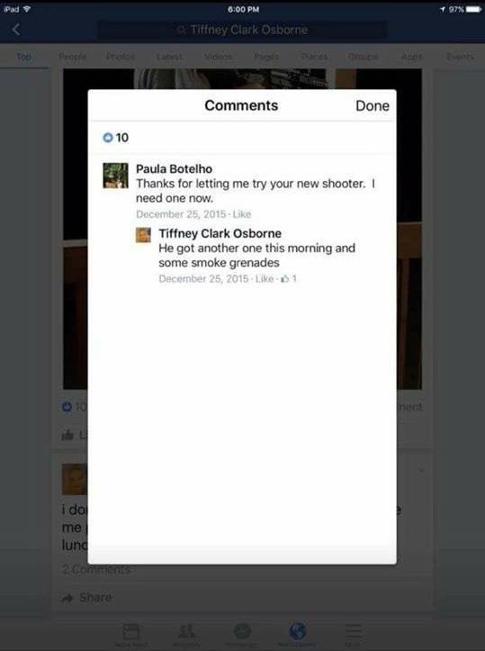 jesse-osborne-mom-tiffney-facebook-comment-guns