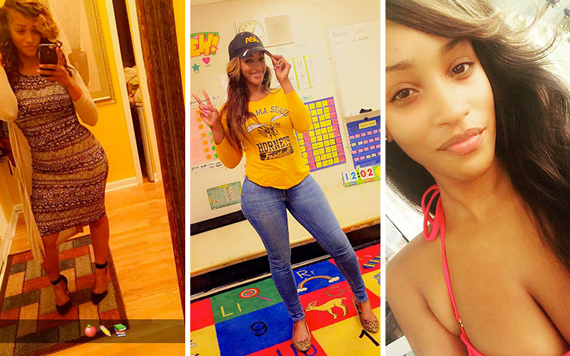 "Patrice Brown (aka Paris Monroe): Atlanta Educator Called ""Sexiest ..."