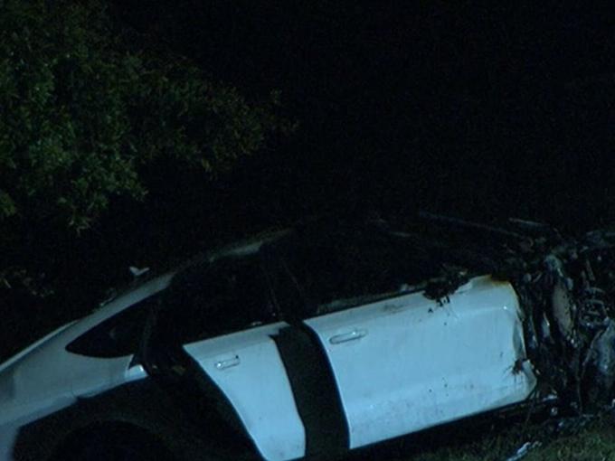 Dead In Car Crash Atlanta