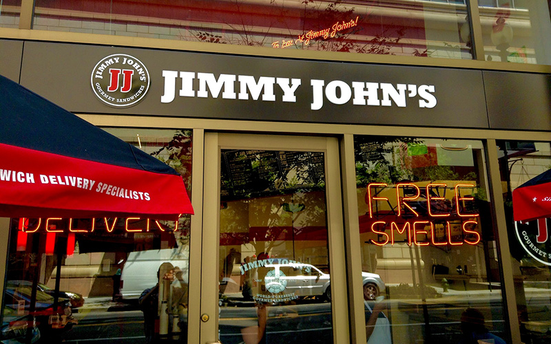 Jimmy John's Tweeted About Eating Ass, and the Internet ...