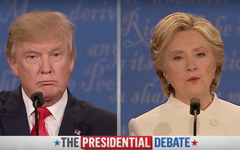 news presidential debate watch stream donald trump hillary clinton