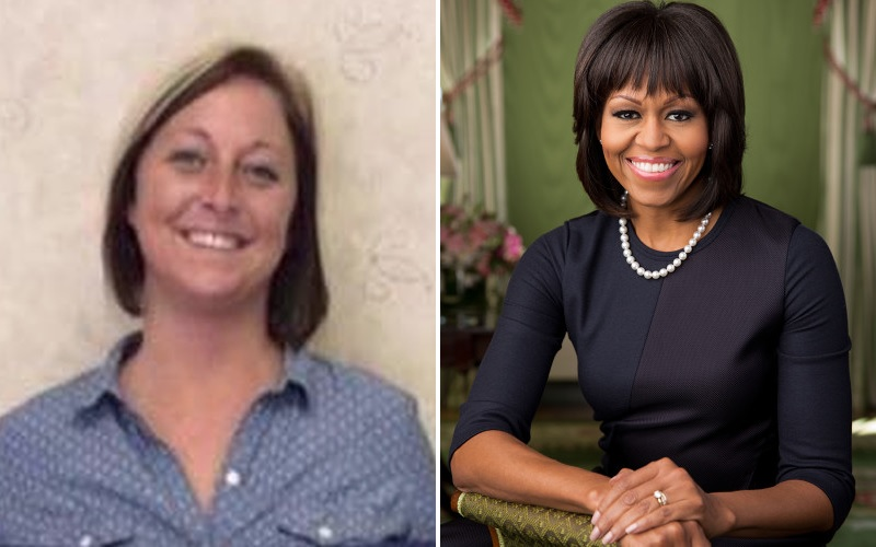 トランプ新大統領誕生を受けて、ミシェル・オバマに「ハイヒールを履いたサル」と人種差別したアメリカの女市長、辞任 [無断転載禁止]©2ch.net [522275885]->画像>14枚