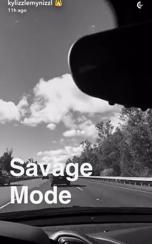 Is 21 Savage Trying To Steal Kylie Jenner From Tyga