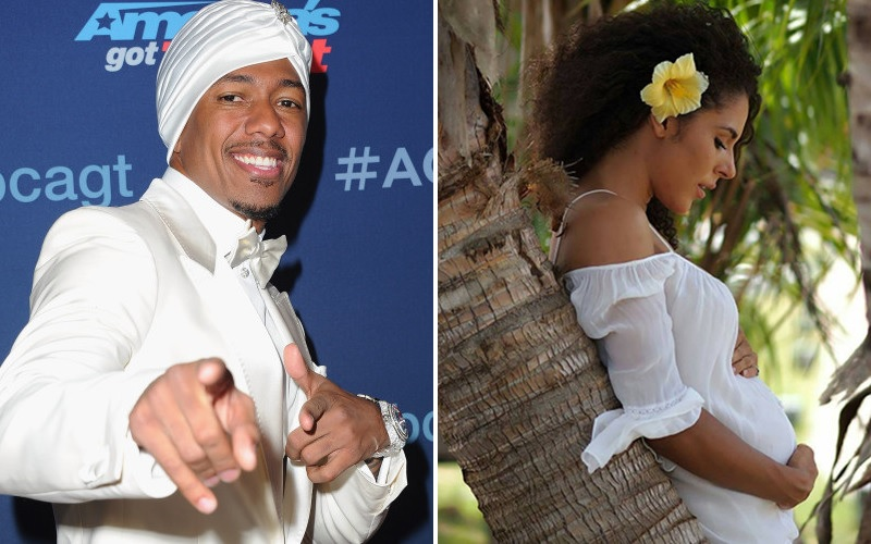 posts nick cannon brittany bell pregnant