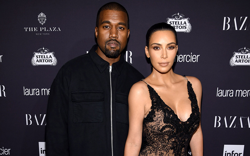Kim Kardashian West to make first public appearance
