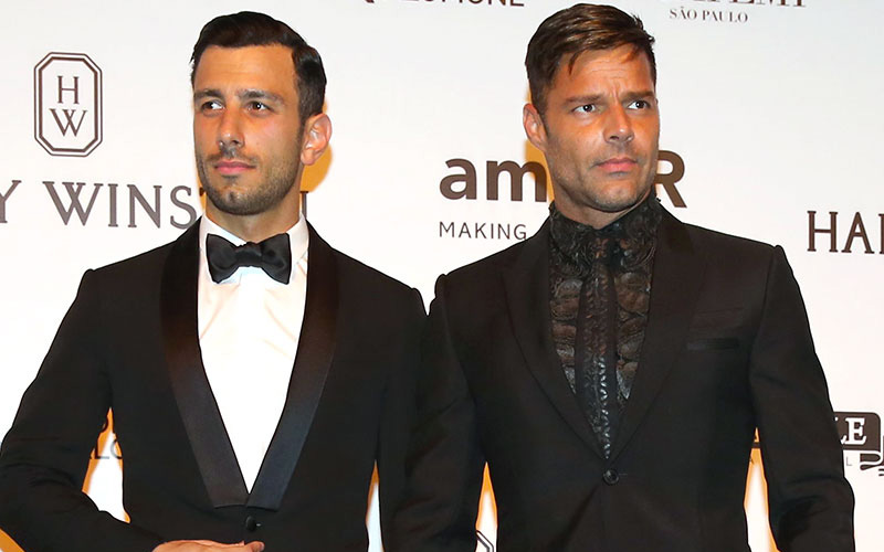 Jwan yosef artist some things to know about ricky martins new fianc ricky m4hsunfo