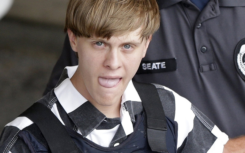 Dylann-Roof-No-Remorse