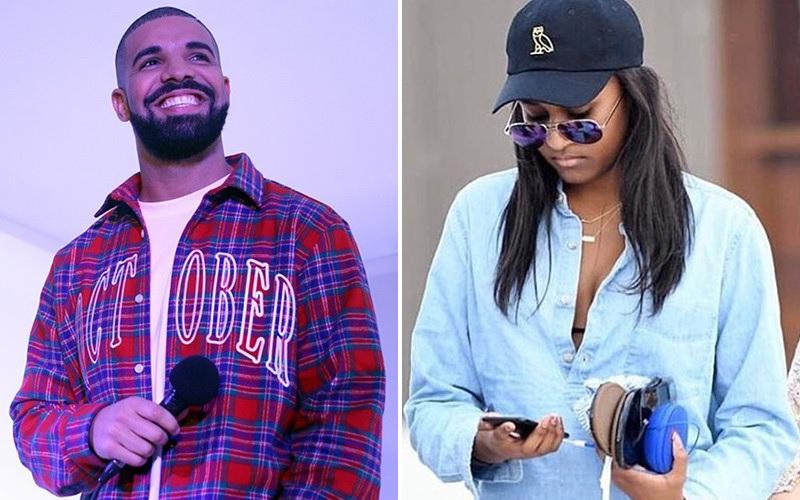 34397bb174ee Sasha Obama Sports Hat from Drake s OVO Clothing Line
