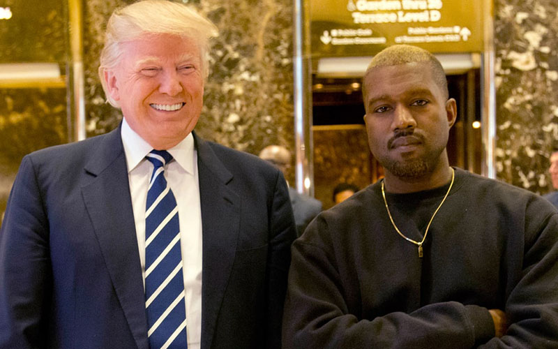 Kanye West Deletes All Pro-Donald Trump Tweets