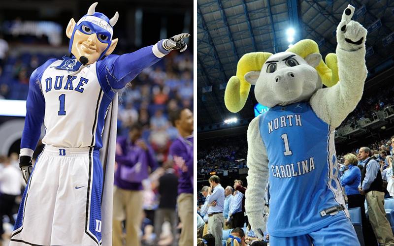 UNC vs. Duke Rivalry: Who Has Won More Basketball Games ...