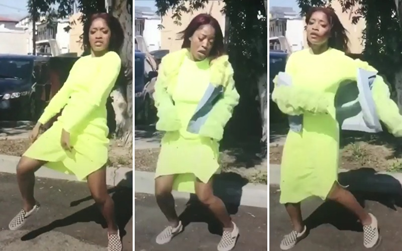 Keke Palmer's Latest Dance Videos Leave Twitter Confused ...
