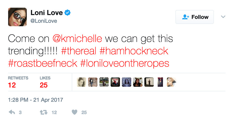 Loni-Love-K.Michelle-Tweet-1