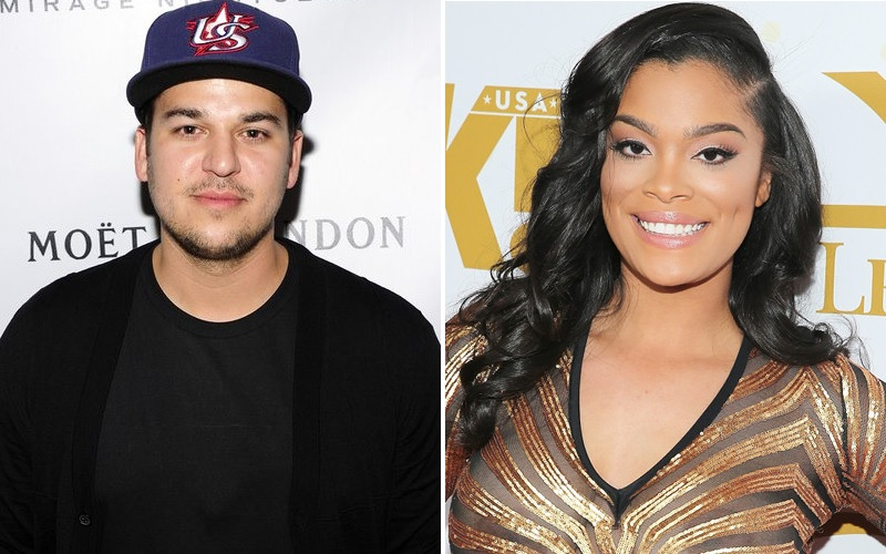 Rob Kardashian & Mehgan James Rumored to be Dating, Kardashian Family  Disapproves of Relationship