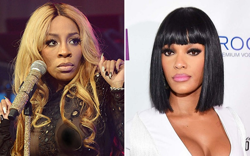 K. Michelle Called Joseline a Crackhead After LHHATL Star ... K Michelle And Joseline Hernandez