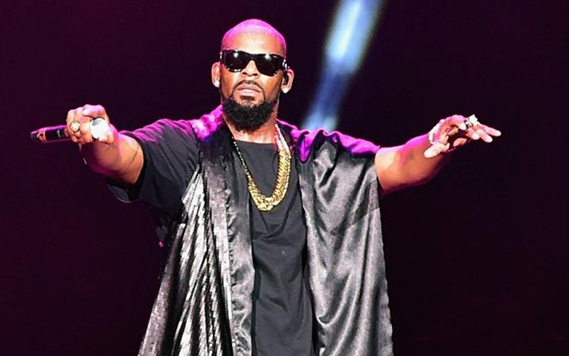 R. Kelly Not Being Investigated by Georgia County D.A ...