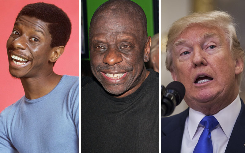 Ashy Jimmie Walker Puts On White Savior Cape To Defend Donald