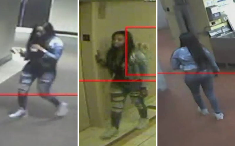 New Surveillance Videos Show Kenneka Jenkins Stumbling Through Crowne Plaza Hotel Halls & Kitchen Alone
