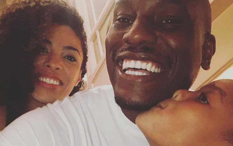 Tyrese Slams Ex-Wife After She Claims He Abused Their 10-Year-Old Daughter & Was Granted A Restraining Order