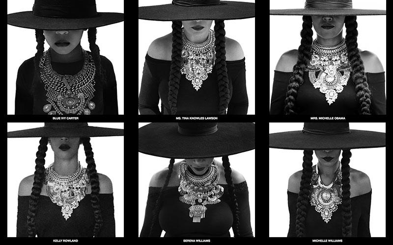 Share Beyoncé S Closest Friends Family Dressed