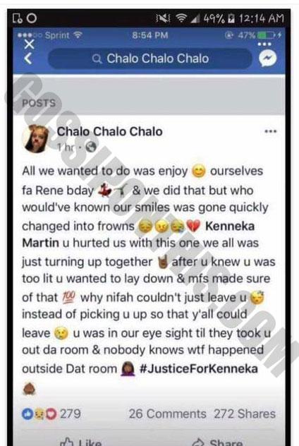kenneka jenkins chicago teen found dead in hotel freezer