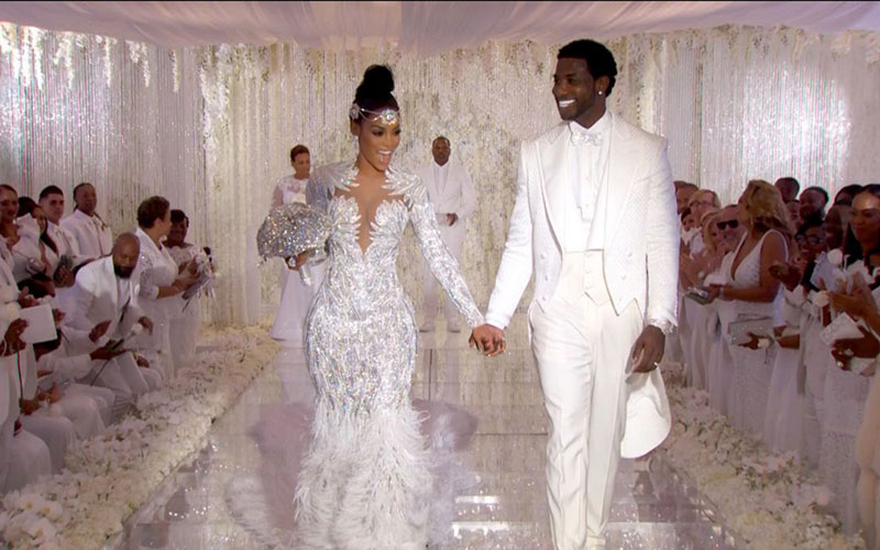 "417b7677c Watch ""Gucci Mane & Keyshia Ka'oir: The Mane Event"" Episode 1 (Live Wedding)"