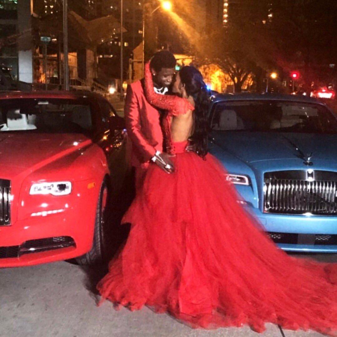 Gucci Mane And Keyshia Ka Oir Wedding Rehearsal