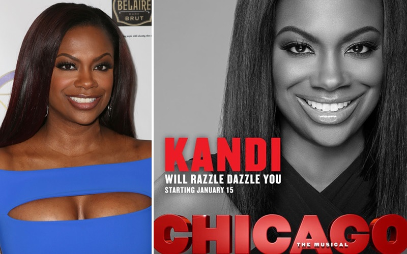 Kandi Burruss makes her Broadway debut in 'Chicago&#39