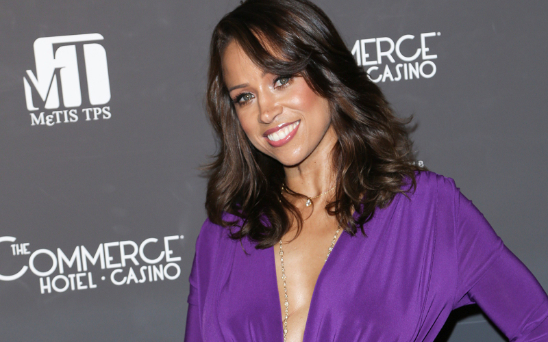 """Stacey Dash Announces She Wants to Run for Congress, Twitter Says """"No!"""""""