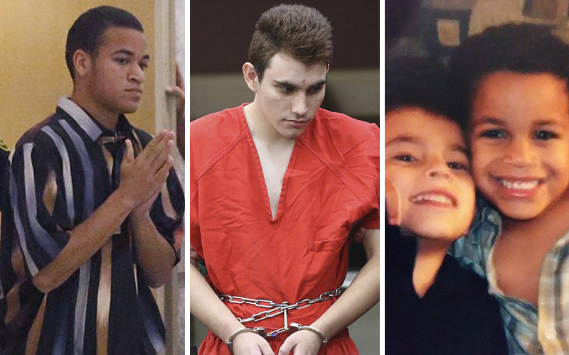 Nikolas Cruz S Brother Arrested For Trespassing At