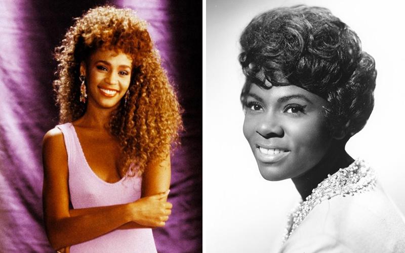 Whitney Houston Family
