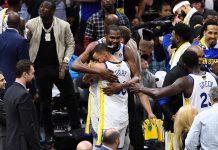 83beaebe242d Golden State Warriors Sweep 2018 NBA Finals