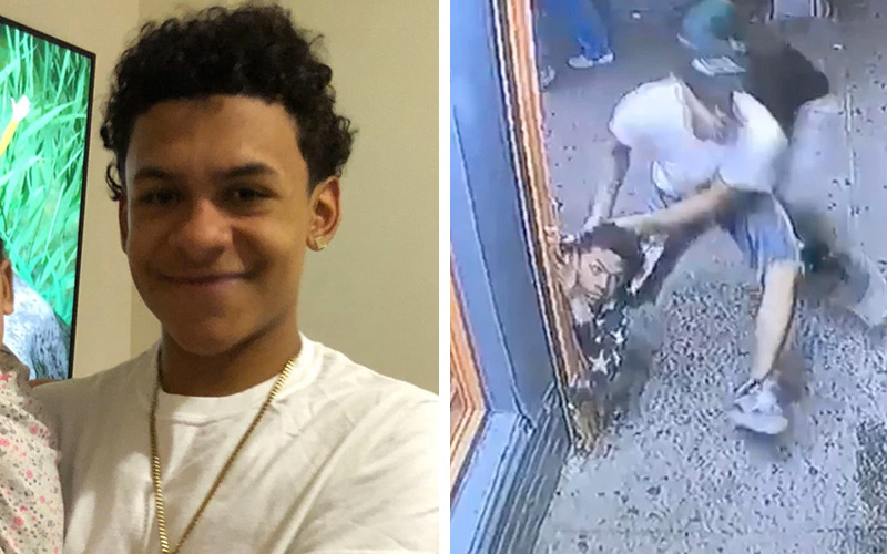 Police Believe Teen Hacked To Death With Machete Was Not Intended Target